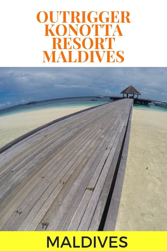 Outrigger Konotta Maldives Beach Villa - An Outrigger Maldives Review