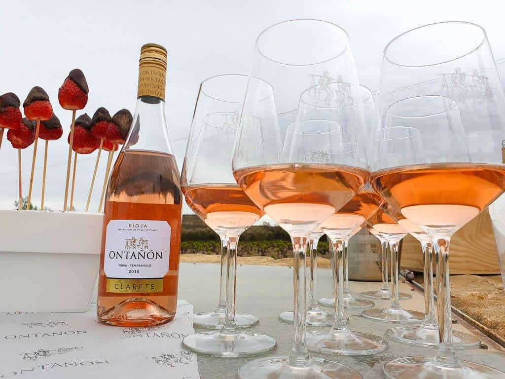 Rioja Rose Wine