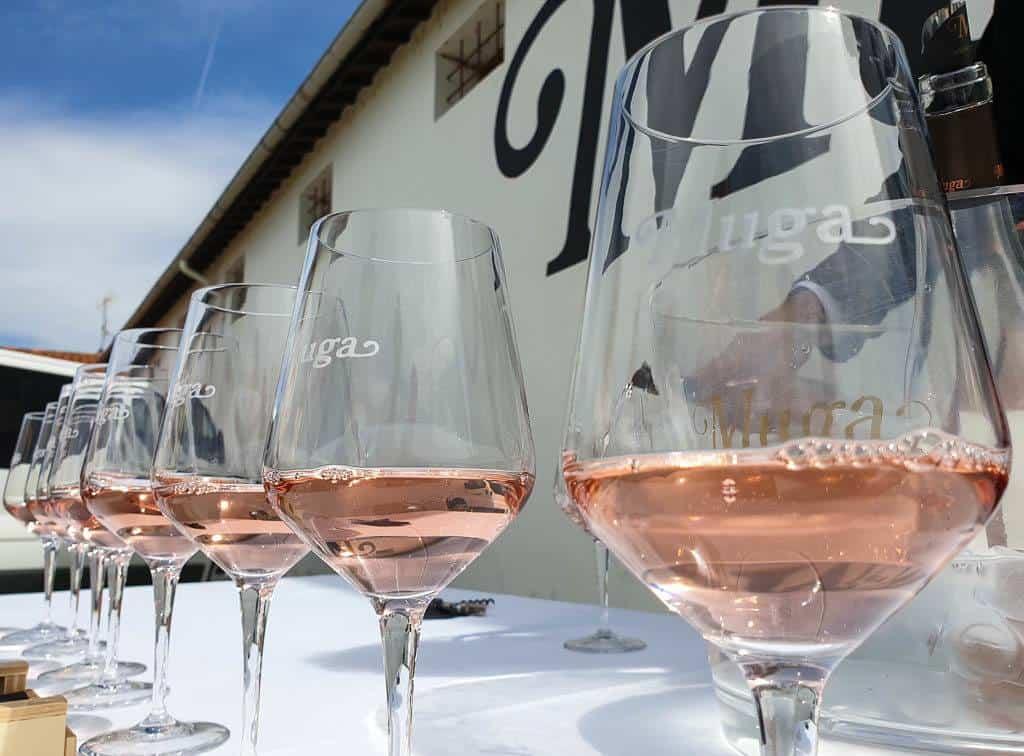 Spanish wine types and Rioja grapes