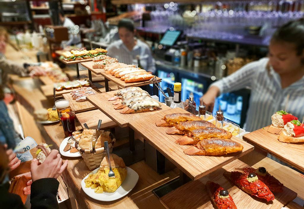 San Sebastian pintxos bars