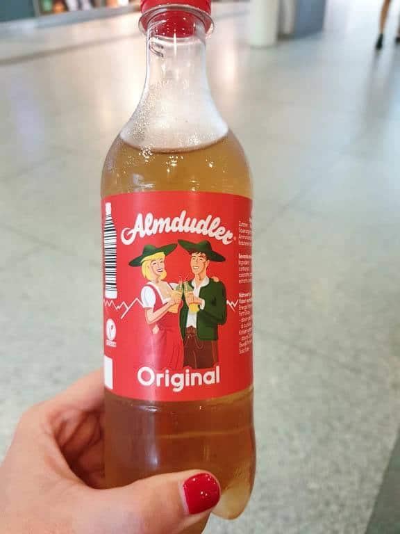 Austrian soda