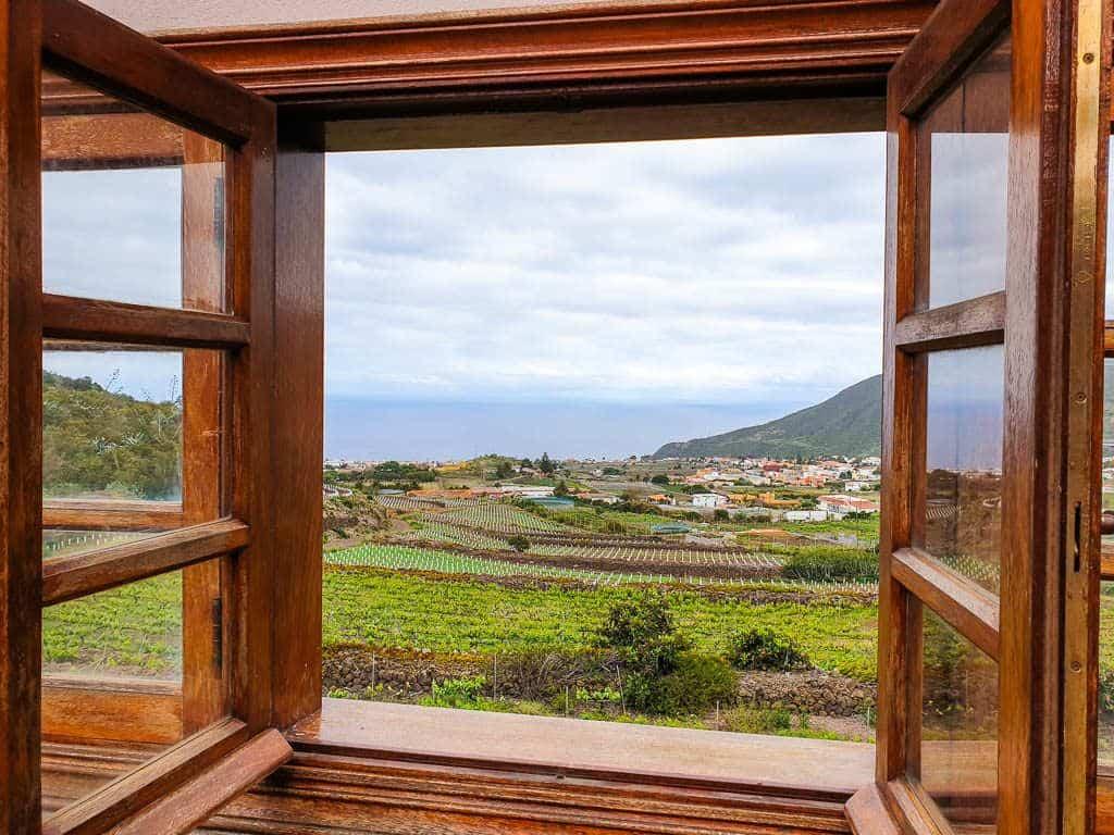 Bodegas el Lomo in Tenerife