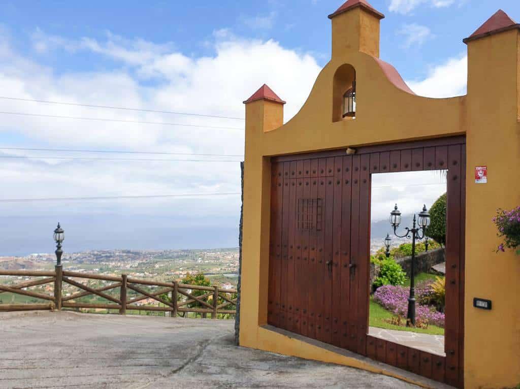 Suertes del Marqués in DO Valle de La Orotava